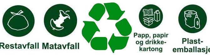 Riktig håndtering av avfall