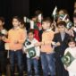 Barneprogram på Pakistansk dag 23. mars
