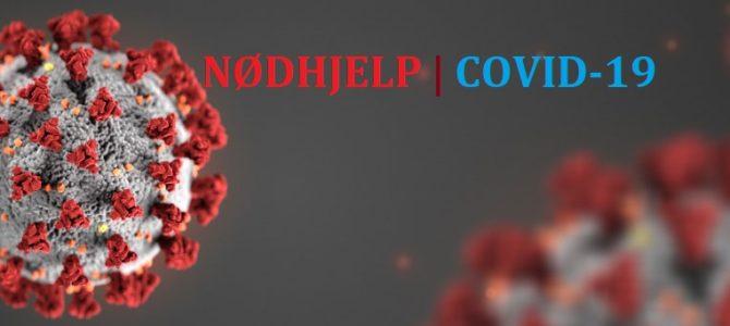 NØDHJELP | COVID-19