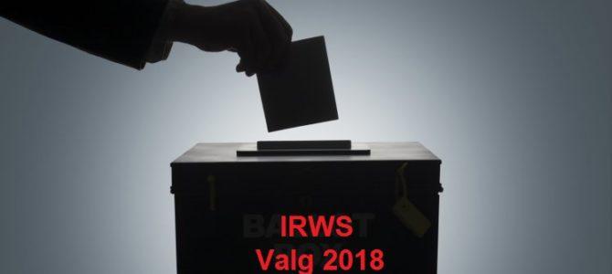 Info fra Valgkomiteen og Generalforsamling 2018